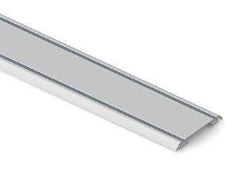 Carril inferior Placard de Canal Clip
